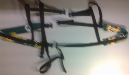 Packers & Black Goat Wagon Harness